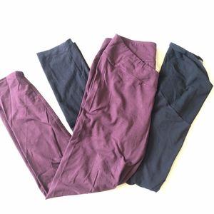 5059957267b78 Women's Red Maternity Pants on Poshmark